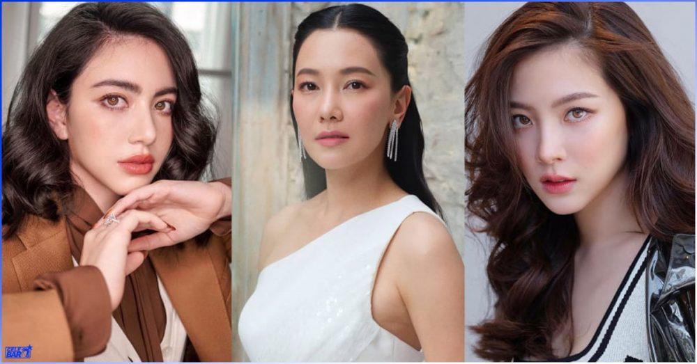 Thai TV3 ဇာတ်လမ်းတွေမှာ ဇာတ်လိုက်တွေအဖြစ်သရုပ်ေဆာင်ခဲ့တဲ့ အလွတ်တမ်းမင်းသမီး (၄) ဦး