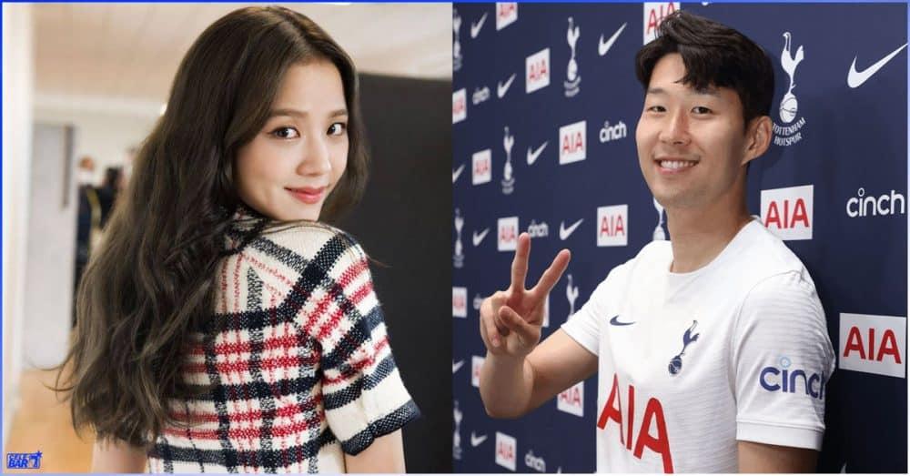 Jisoo နဲ့ Son Heung Min တို့ရဲ့ Dating ကောလဟာလကို ငြင်းဆိုချက် ထုတ်ပြန်လိုက်တဲ့ YG