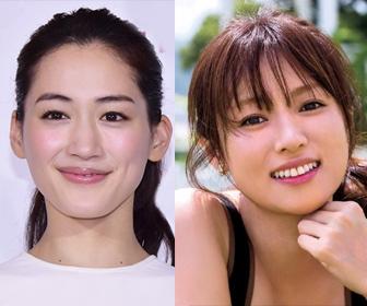 『第12回 恋人にしたい女性有名人ランキング』2位 深田恭子  3位 綾瀬はるか 1位は?