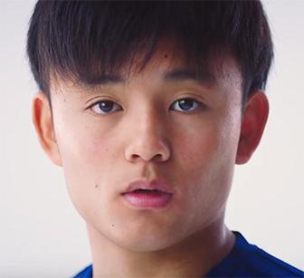 【画像あり】サッカー久保建英さん(18)、めちゃくちゃファッションに敏感だった 全身で30万円のコーデがこちら(写真あり)