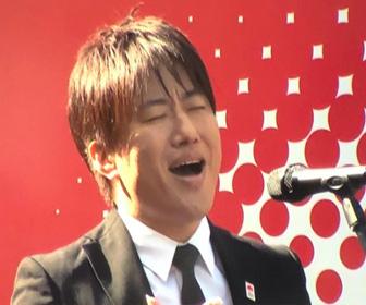 【動画あり】コブクロ・小渕健太郎の国歌独唱が「放送事故」ヤバすぎると話題に!