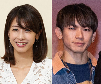 【破局】加藤綾子アナと三代目JSB・NAOTO破局 コロナ影響で自然消滅