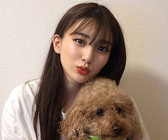 【画像あり】『ミス・ワールド2020』日本代表に金谷鞠杏さん 秋田県出身の18歳、GENICメンバー