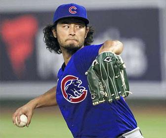 【MLB】カブス ダルビッシュ 最多勝タイトル獲得が確定 日本選手で初