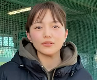 【動画あり】川口春奈、人生初バッティングで突然の悲劇