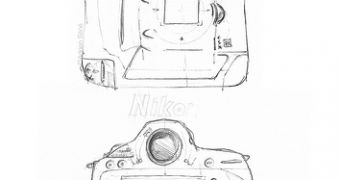 Nikon D4 DSLR Might Get Intel Thunderbolt/Light Peak Support