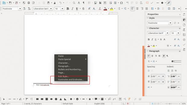 Upcoming Features of LibreOffice 5.4