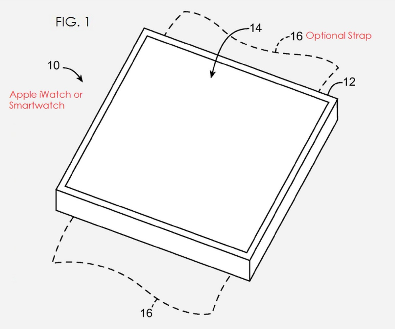 Apple Patent Reveals Wireless Charging iWatch with Payment