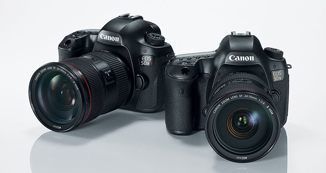 canon eos 5ds is