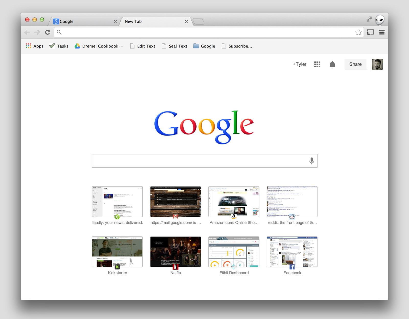 Best Kitchen Gallery: Chrome With Integrated Google Search Page Rolling Out To More Users of Google Search Homepage Website on rachelxblog.com