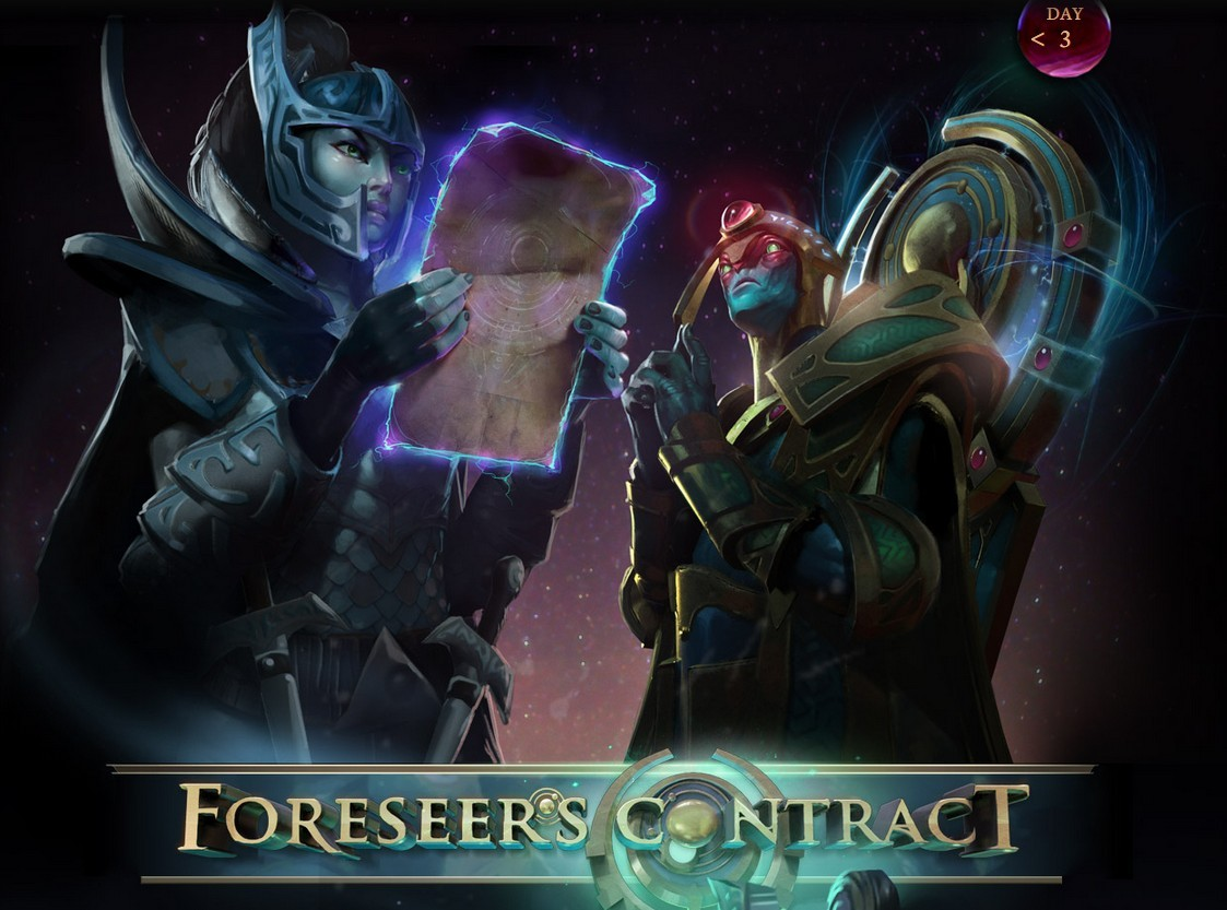 Dota 2 Foreseers Contract Update Now Live Brings Oracle
