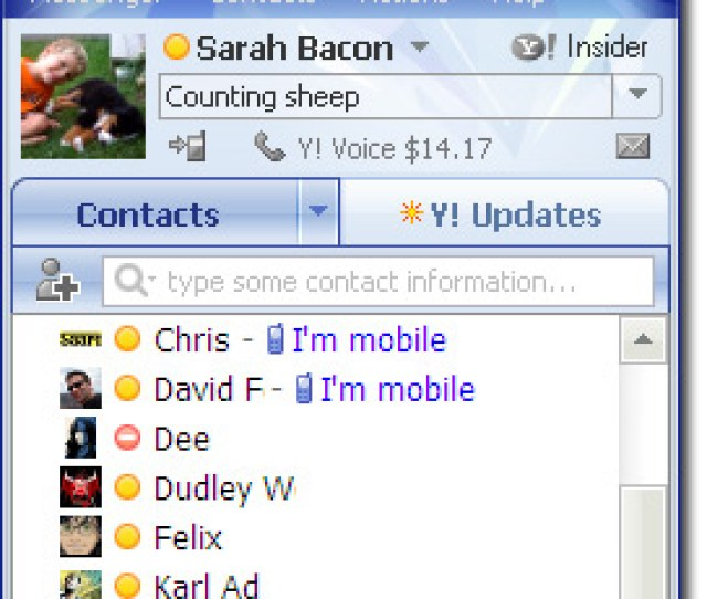 The Video Call Feature Just Got Better In Yahoo Messenger  0 1241