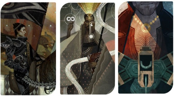 Here Are All of Dragon Age Inquisition39s Character Tarot