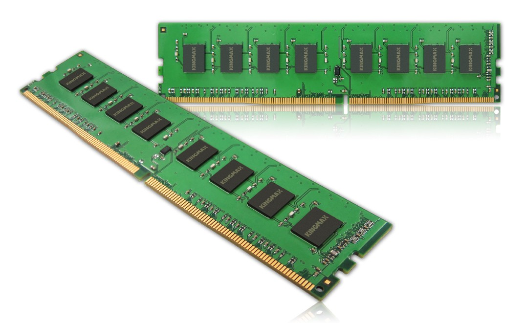 Kingmax Releases DDR4 Memory of Up to 3.200 MHz