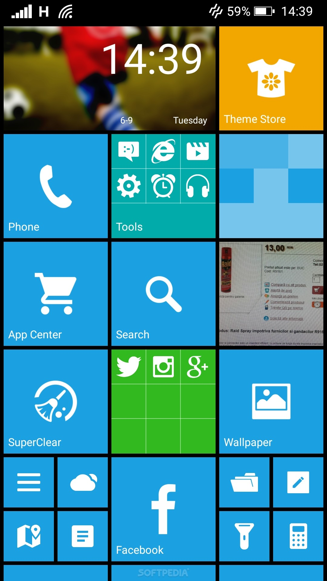 Nokia Lumia Launcher : nokia, lumia, launcher, Launcher, Brings, Windows, Phone, Android, Device