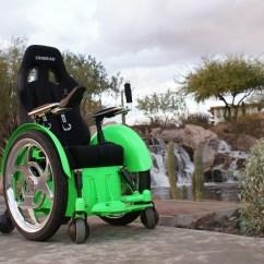 Tank Chair Wheelchair Zero Gravity Outdoor Meet Speedster The World S Fastest