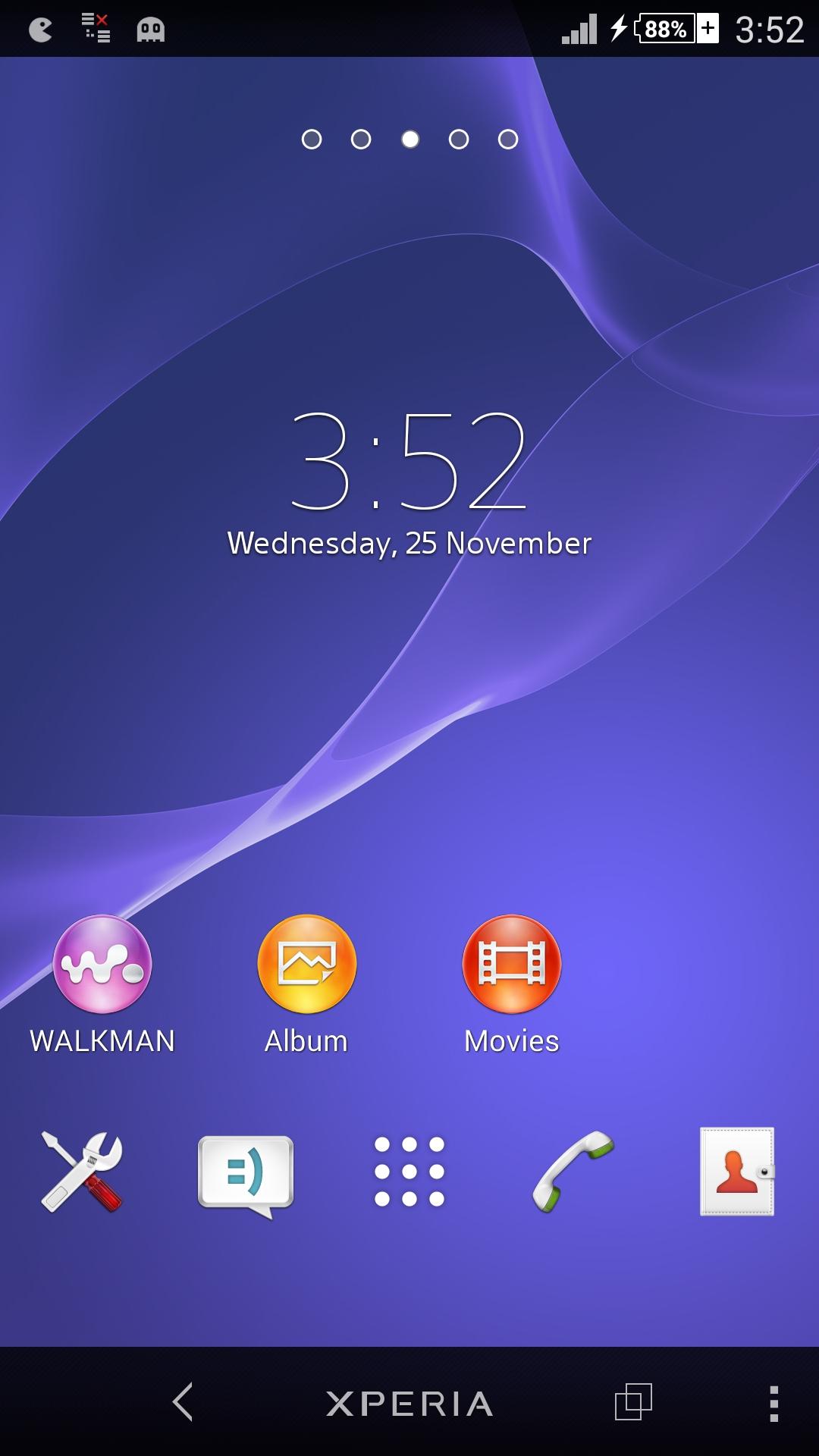 Xperia Z2 Update Oreo