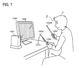 Namco Bandai Patents New Wii Remote Drum Game