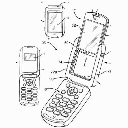 New Sony Ericsson Phone Concept Reveals Detachable Display