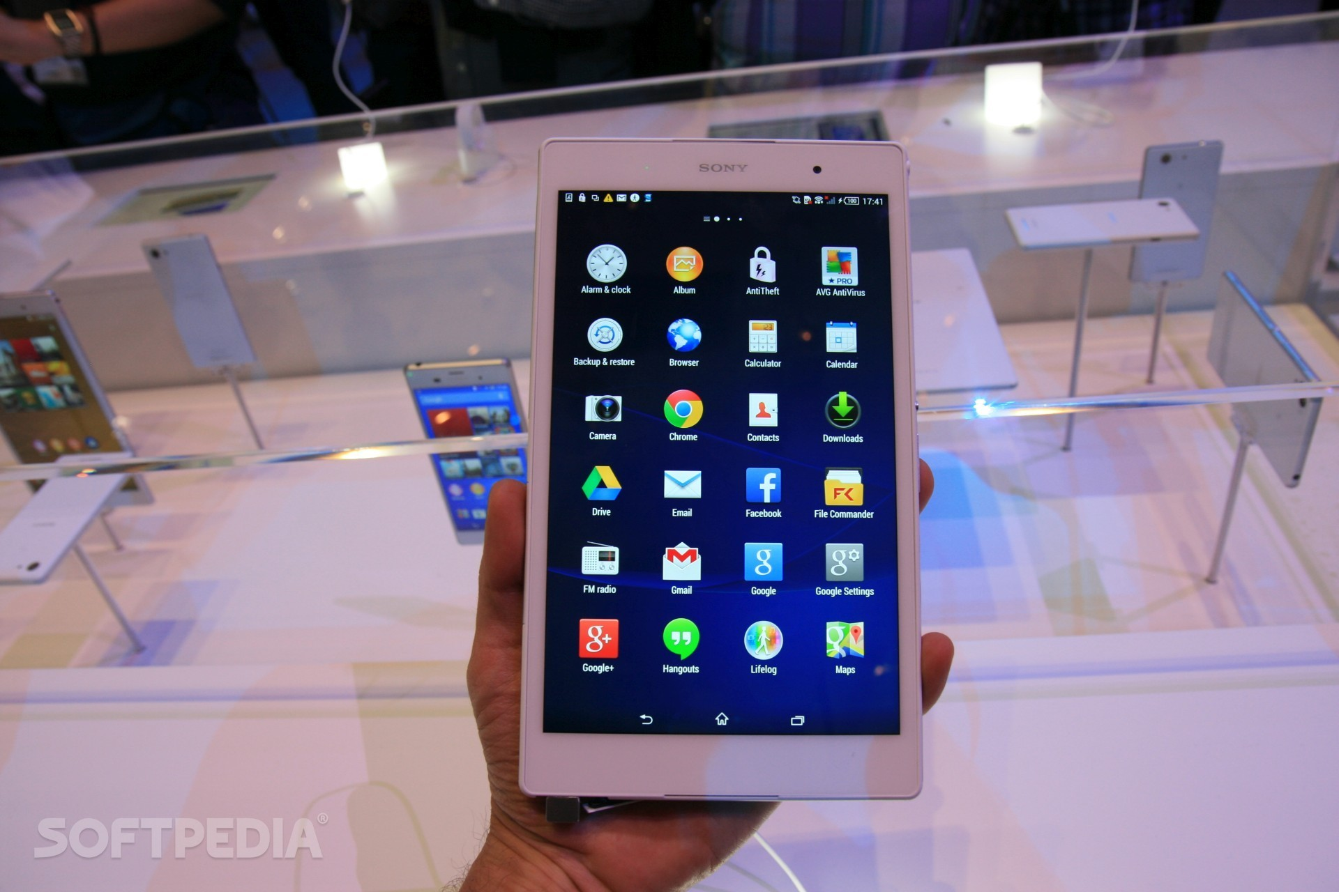 Sony Xperia Z3 Tablet Compact Could Arrive in the US October 9