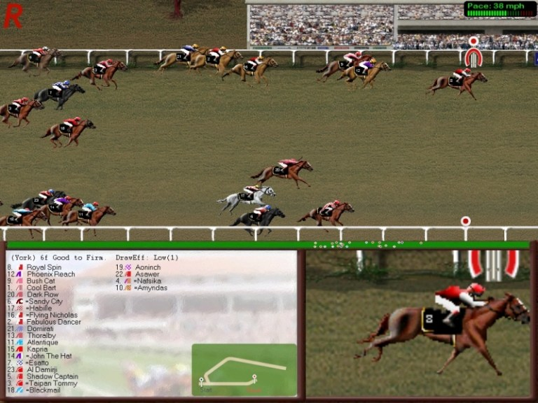 Starters Orders 3 Brings Horse Racing to Your PC