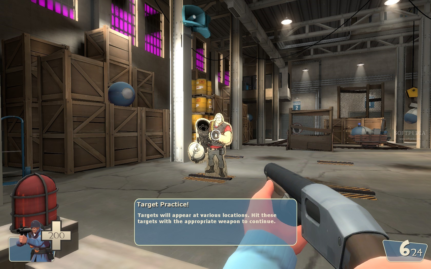 Team Fortress 2 for Linux Review
