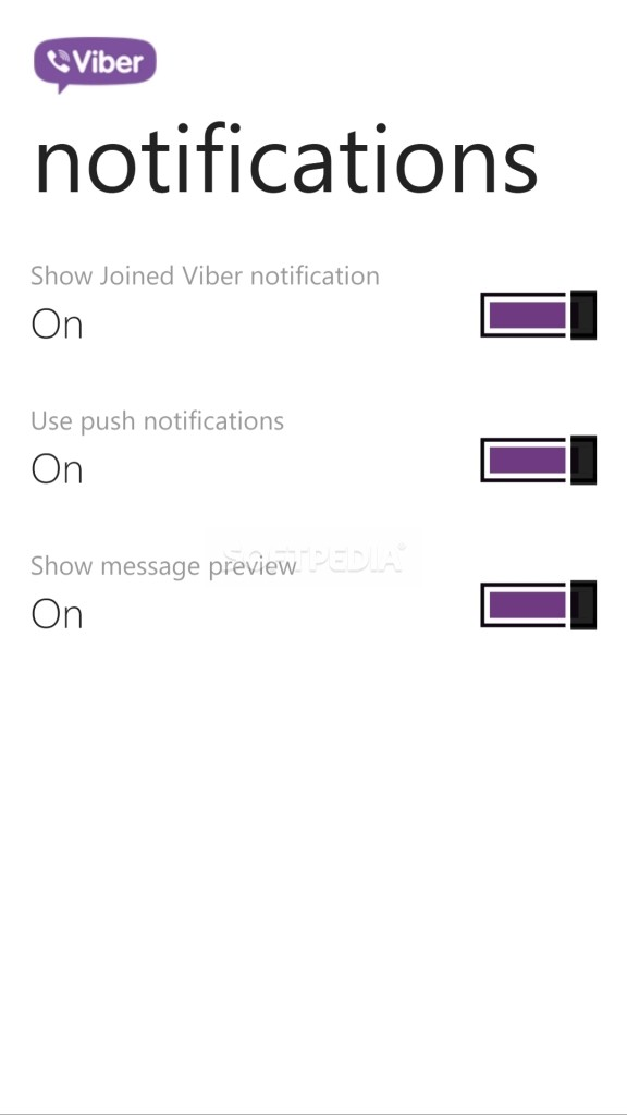 Viber for Windows Phone Receives New Update