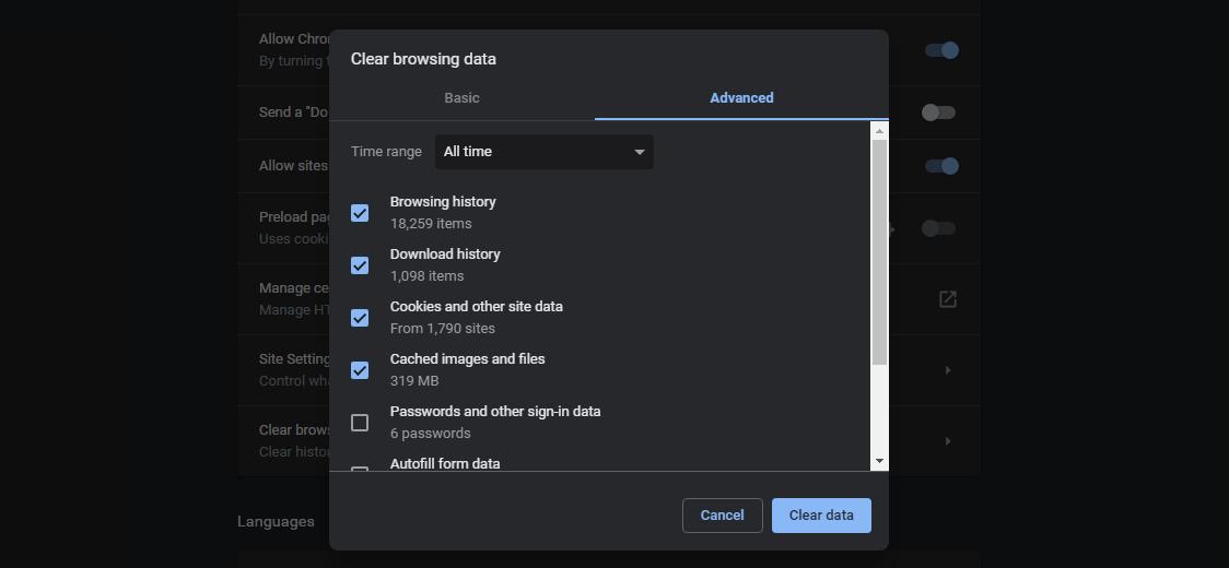 Google copia projeto de configurações do Microsoft Edge Chromium