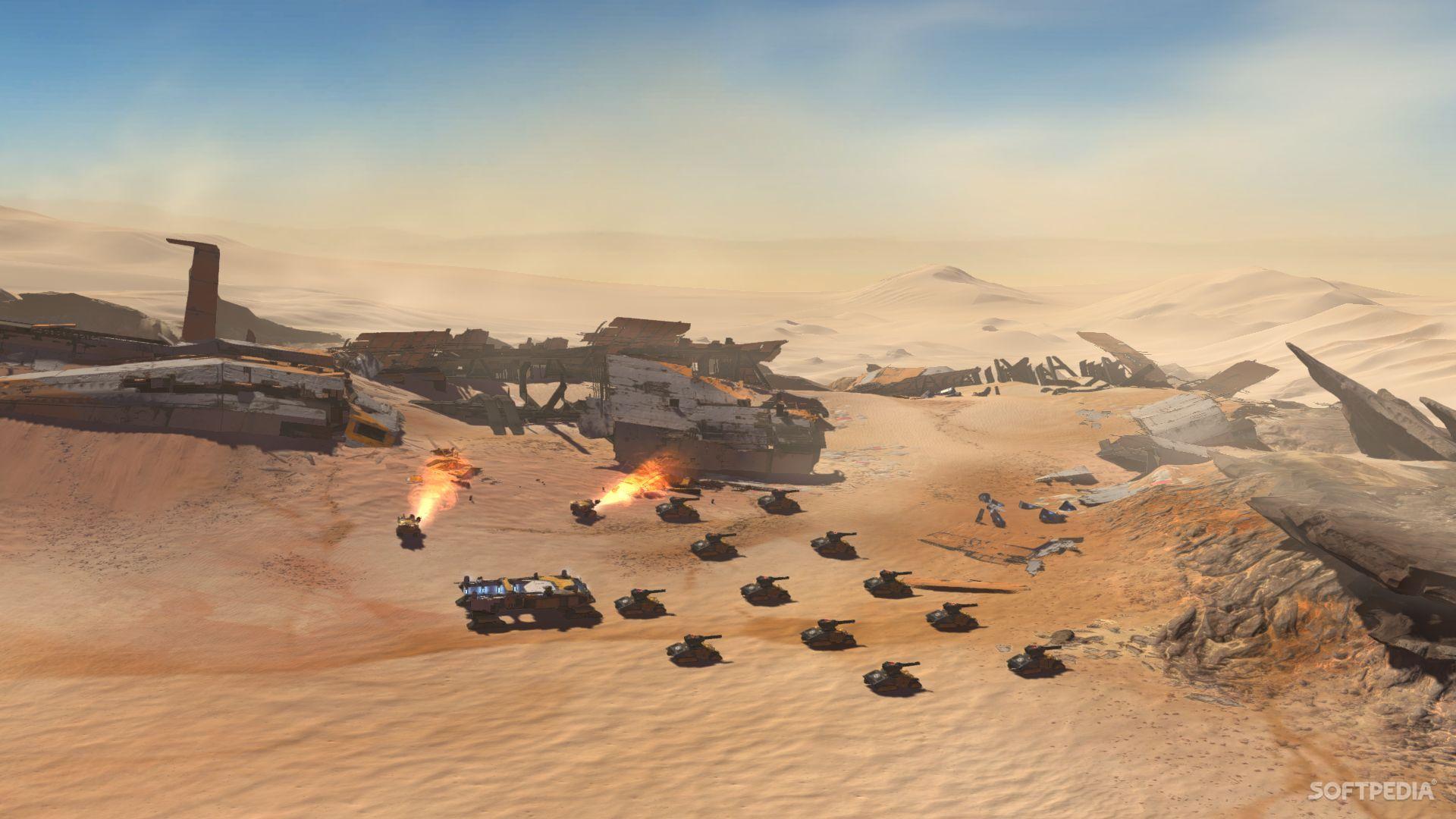 Homeworld Deserts Of Kharak Review Pc