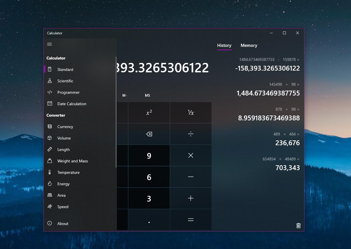 How to Use the Windows 10 Calculator for Super-Fast Date Calculation