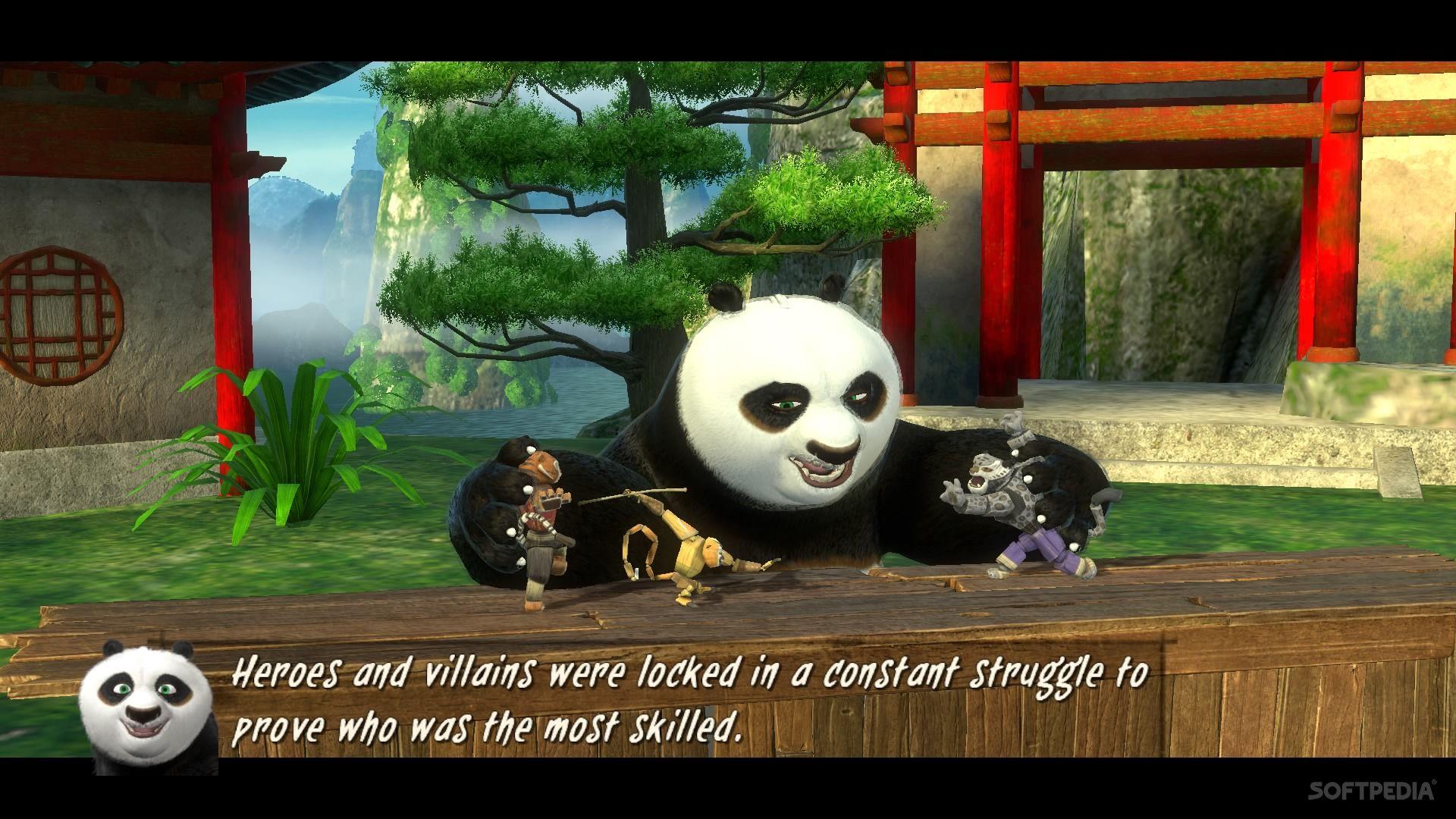 Kung Fu Panda Showdown Of Legendary Legends Review PlayStation 4