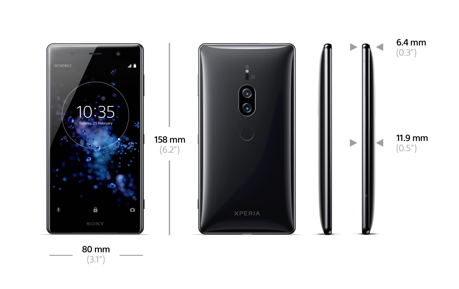 Sony Xperia Xz2 Premium Iso - Balloow