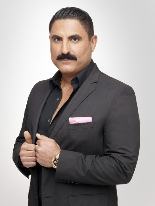 Our Favorite 'shah' Reza Farahan Talks Sexuality, Style