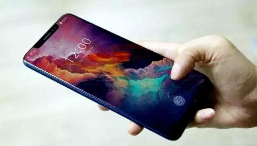 Xiaomi Mi 8 - изображение и некоторые характеристики