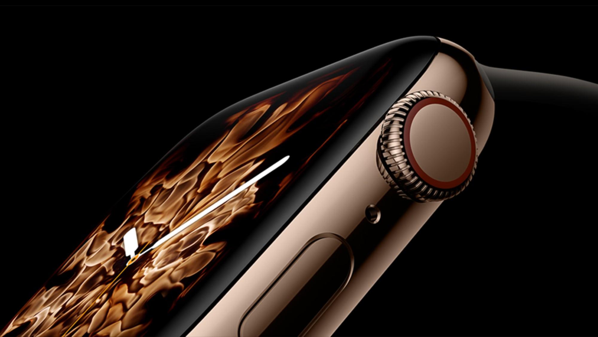 Apple Watch Series 4 продаются хуже предыдущих моделей?