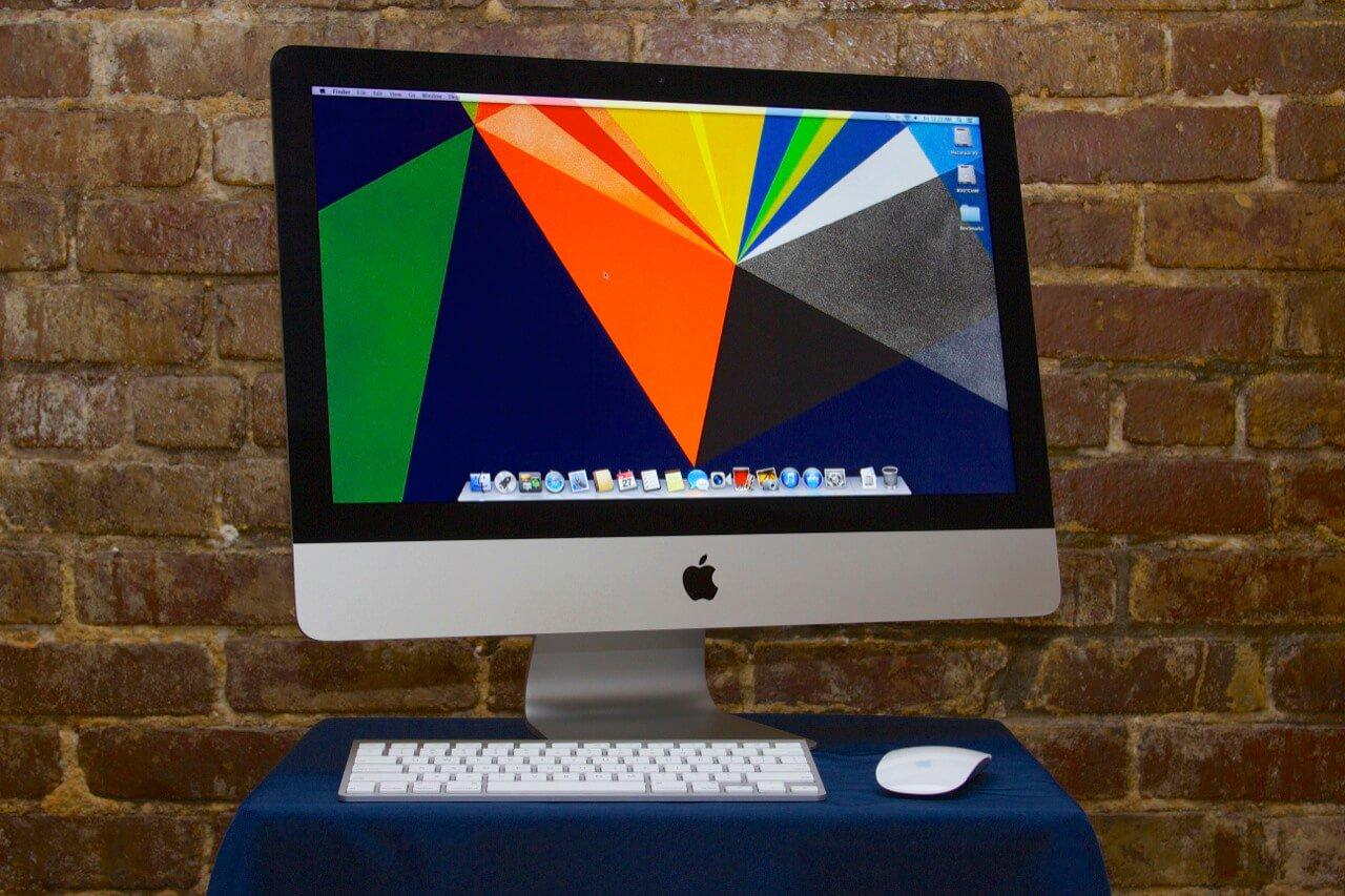 Мартовский iMac Core i3 2013 года