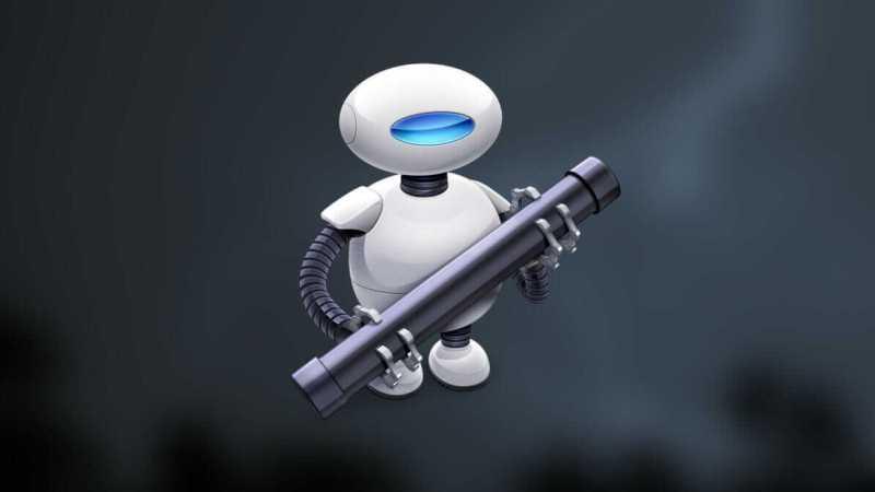 Automator: Массовая рассылка писем