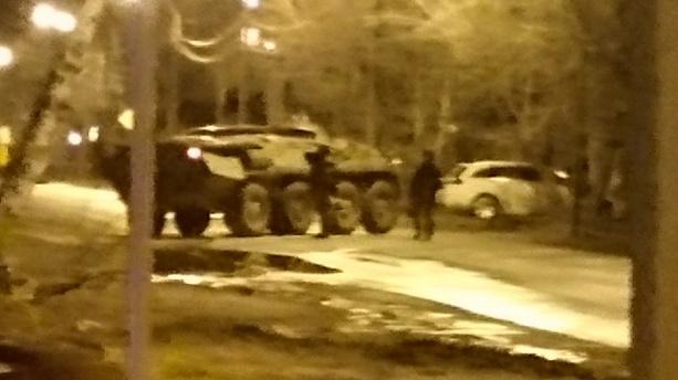 ВТюмени ввели режим контртеррористической операции