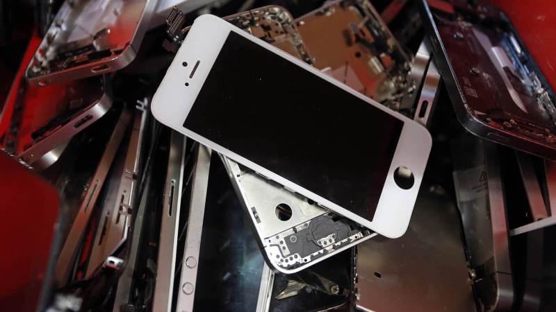 Почему десятки тысяч исправных iPhone уничтожаются ежегодно