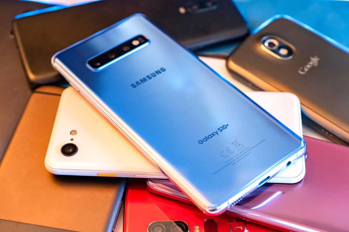 Samsung назвала все смартфоны, которые обновятся до Android 10.0 Q