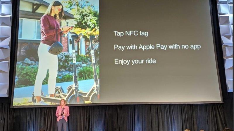 Apple представила новые функции для Apple Pay