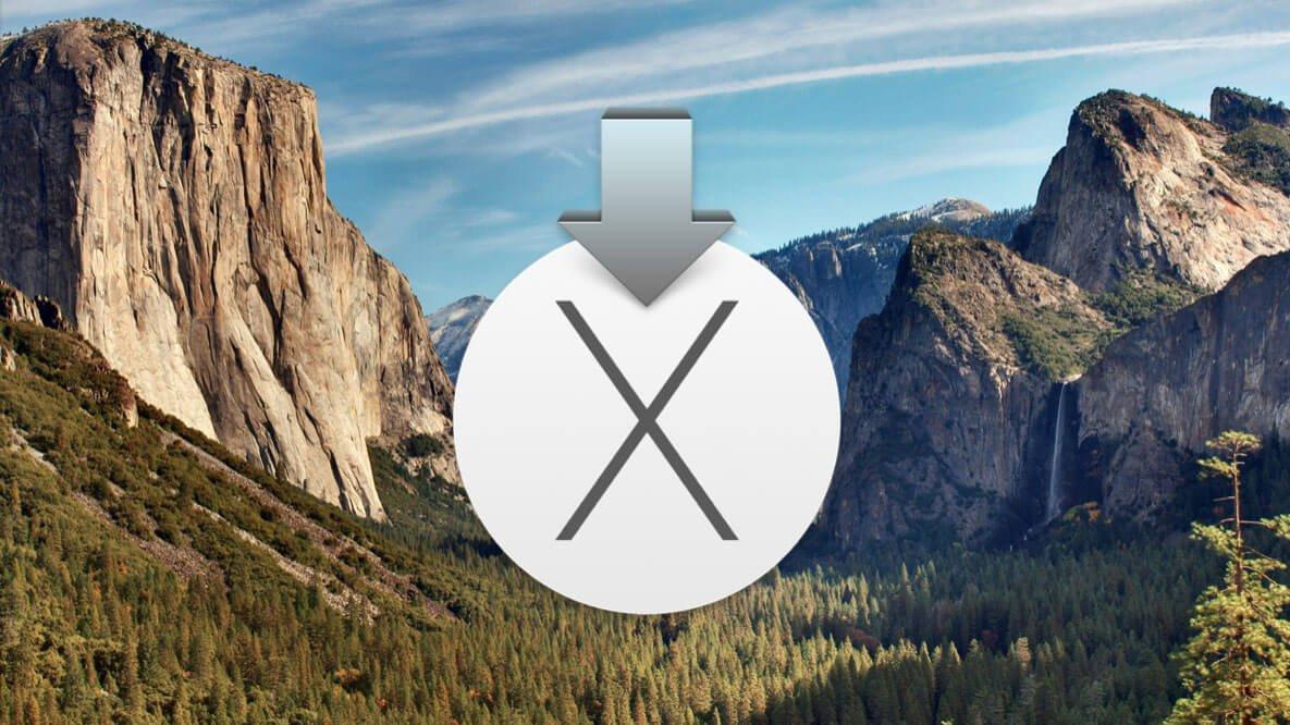 Yosemite: будущее в прошедшем