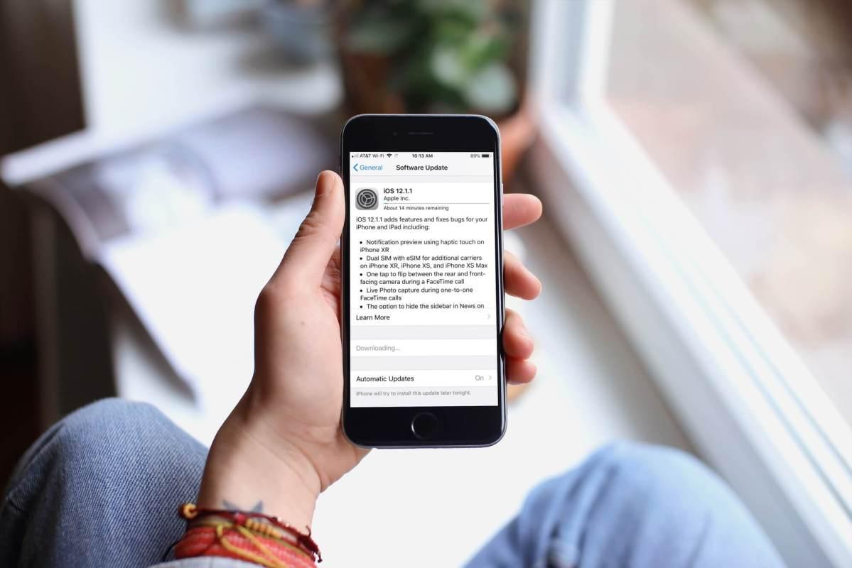 Как избавиться от надоедливых обновлений iOS