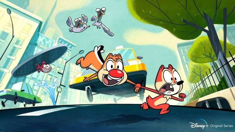 Disney перезапустит «Чипа иДейла» иснимет продолжение «Корпорации монстров»