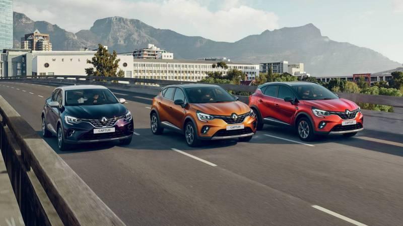 Renault показало новое поколение популярного в России французского кроссовера Captur