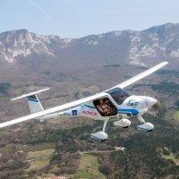 #видео | Первый в мире самолет с электрическим двигателем потерпел крушение