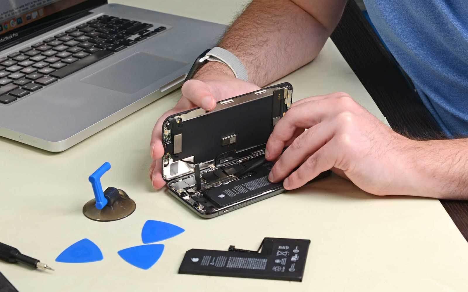 Apple объяснила, почему нужно ремонтировать технику только в авторизованных СЦ