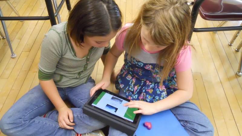 iPad 6: Школьный спецназ