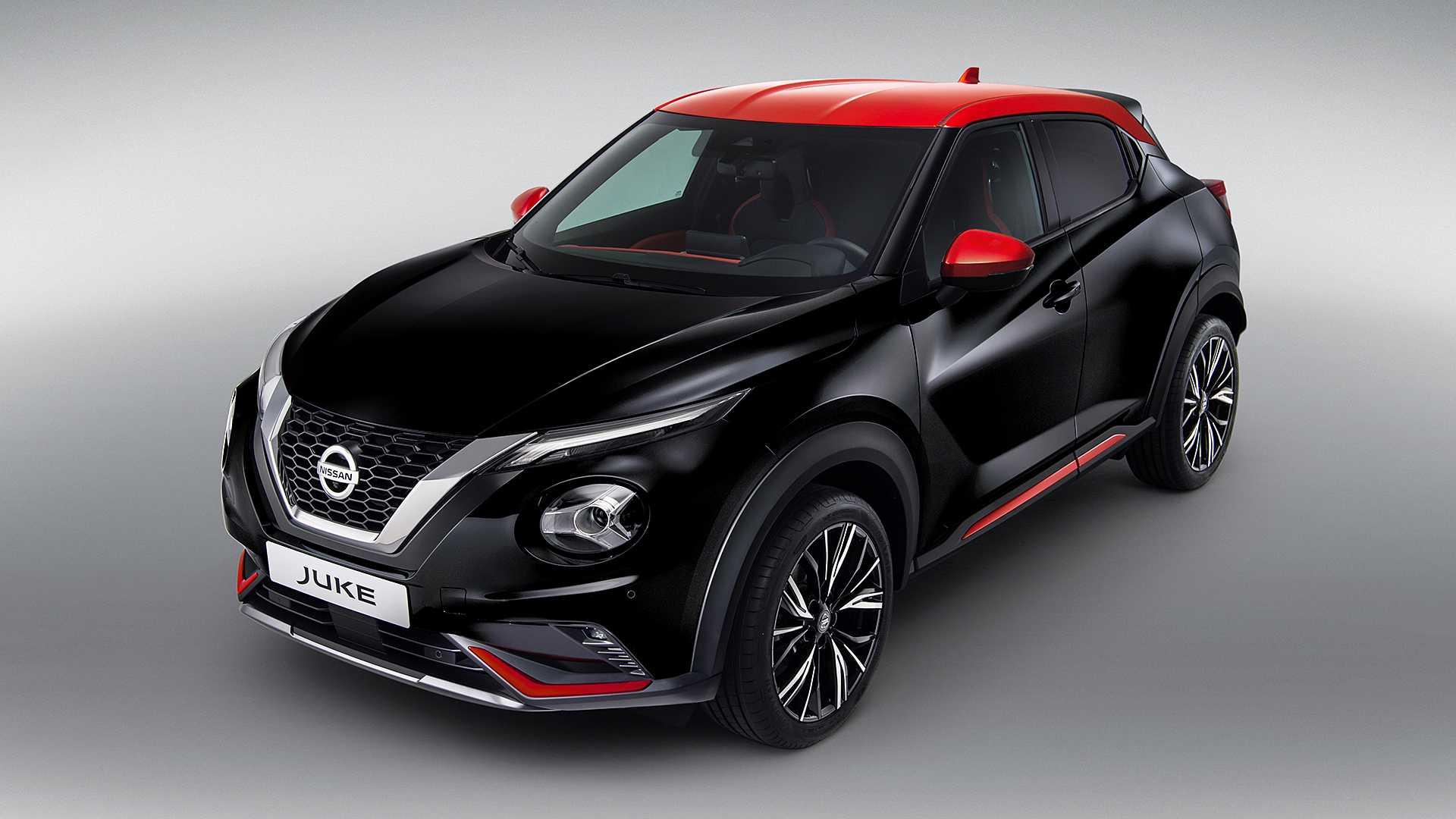 Дебютировало второе поколение 2020 Nissan Juke