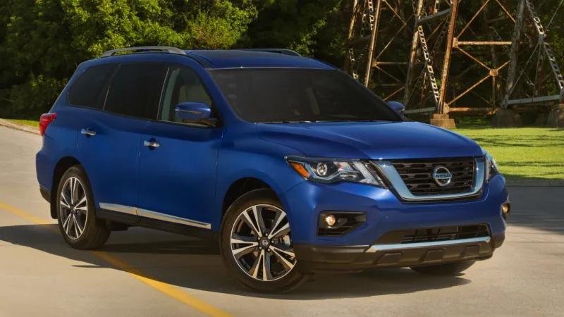 Что не так с новым Nissan Pathfinder?